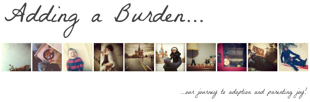 Adding a Burden