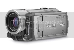 Canon HF100